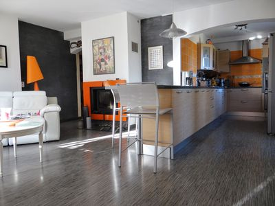 Photo for House 160 m² air-conditioned with pool and garden