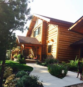 Photo for Stunning Cabin Atop A Ridge W/Views Of Mt. Rushmore And Harney Peak In The Dist.