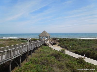 Photo for Relaxing Beachside Resort Stay @ Barrier Island Station