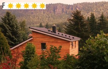 Holiday House 'Selma' - your active - Feel Good in Zittau Mountains