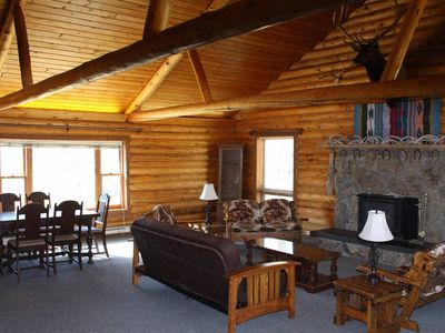 Photo for Western Lodge in Wapiti Valley near Yellowstone