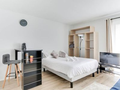 Photo for Charming studio with parking included # Tours Les Halles