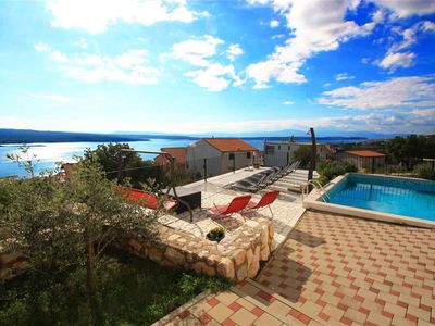 Photo for The modern apartment is situated in Crikvenica, is about 1200...