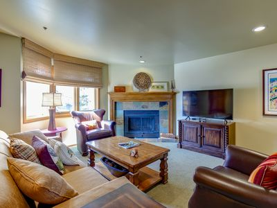 Photo for Amazing Location just steps from Deer Valley! Free Shuttle! Year round Pool!