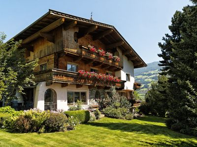 Photo for Apartments with sauna in top location for your summer holiday in the Zillertal Ski od