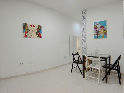 Photo for 110m2 flat with two double bedrooms AZBD