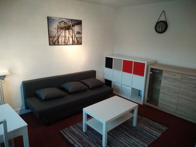 Photo for Furnished studio near the beach fully equipped superb exposure