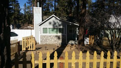 Photo for Any Day this Month $65! Come Stay at The Coziest Cottage in Big Bear.