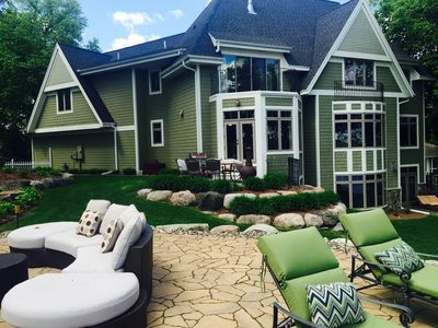 Executive Home on Lake Minnetonka with all the amenities