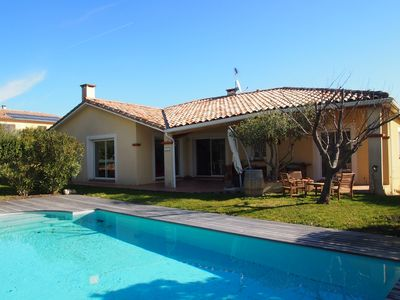 Photo for VILLA WITH SWIMMING POOL CLOSE TO TOULOUSE