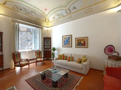 Photo for Amazing apartment in the center of Siena, between the Duomo and Piazza del Campo