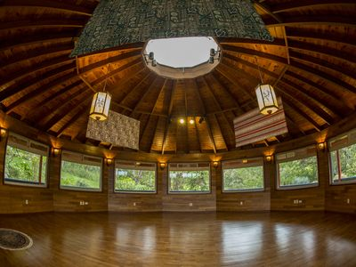 Photo for Hamakua Eco-Lodge Retreat Center in a Remote Conservation Forest