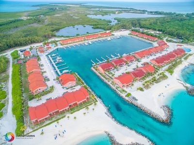 Beautiful Bimini Sands Marina.