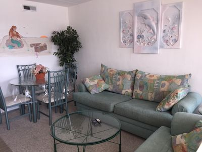 Photo for Adorable, Affordable, And Available 1 Large Bedroom Sleeps 6, 2 Full Baths!