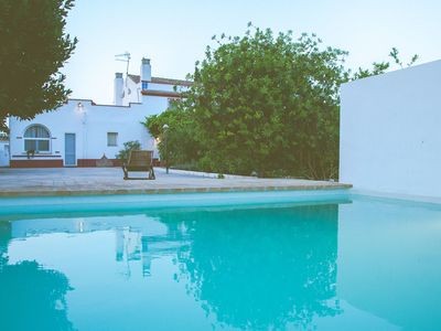 Photo for Spacious, comfortable, quiet and charming cottage in the Delta del Ebro.