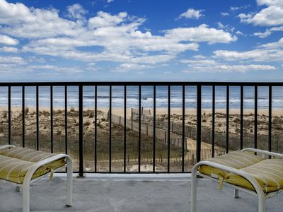Photo for Ocean Front - 3 Bedroom w/ 2 King Rooms - Amazing Views - Perfect for Families!