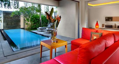Photo for Lux 1 BR Pool Villa with Pick Up Airport