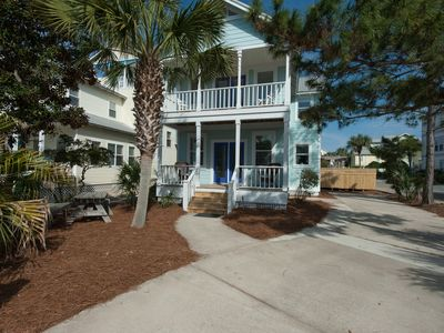 Photo for Book fall now! 3 Kings & Bunk Room, Private Pool, Close to Beach