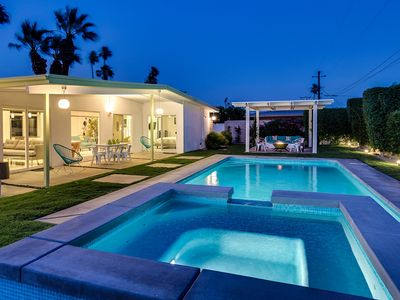 Photo for Classic Mid-Century Home with Designer Furnishings
