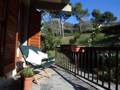 Photo for 2BR Apartment Vacation Rental in Solaro, Lerici