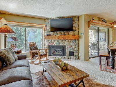 Photo for FREE SkyCard Activities - Close To Lifts, Remodeled, Outdoor Pool/Hot Tubs - Powderhorn C302