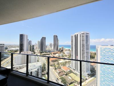 Photo for Amazing Views Sierra Grand Luxury on the 24th Floor