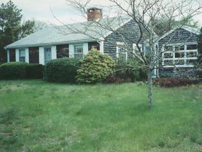 Photo for Peaceful, comfortable Cape Cod house close to the shore