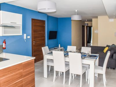 Photo for Premium modern 2-bedroom apartment in Gzira