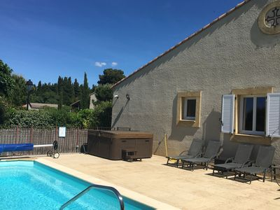 Photo for Welcoming Villa with Pool in Montburn-des-Corbieres