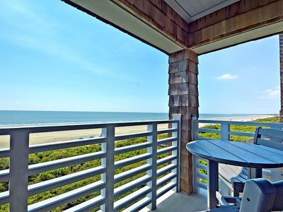 Photo for Gorgeous Oceanfront Condo, Great Location!