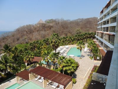 Photo for Luxury Arena Blanca 4 BR Oceanview Condo