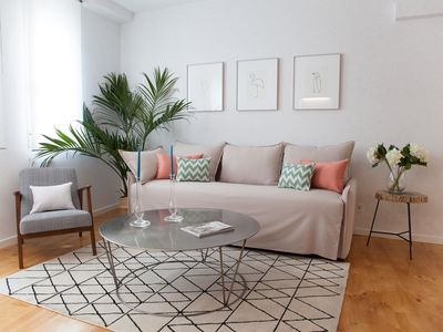 Photo for Madrid Center-Stunning apartment - WiFi