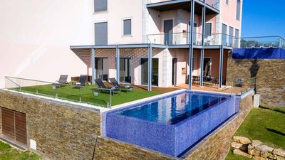 Photo for Modern 3 Bedroom Apartment in Vale do Lobo. Private Pool. WiFi. J144