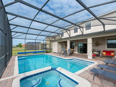 Photo for Magic at Providence 6BR/6BA Pool/Spa Near Disney!