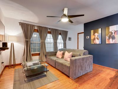 Photo for Big 7BR House and Cottage w/ Brand-New Pool – Walk to SoCo Dining & Shopping