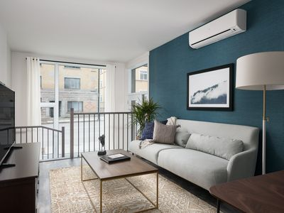 Photo for Sonder | The Village | Warm 1BR + Terrace
