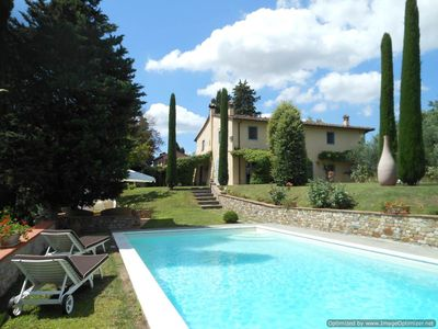 Photo for Beautiful villa rental near Florence