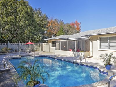 Photo for 4BR Citrus Springs House w/Private Pool & Patio!