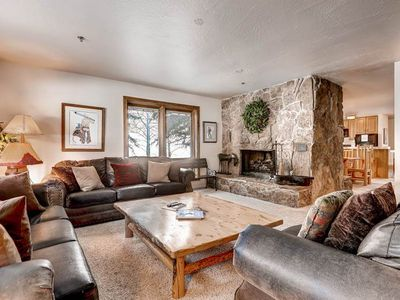 Photo for Mountain Rustic Condo Sleeps 11 F1550   On Free Bus Line