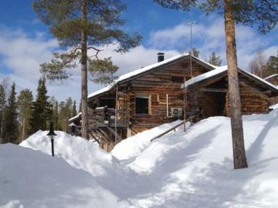 Photo for Vacation home Sallanhelmi a2 in Salla - 6 persons, 2 bedrooms