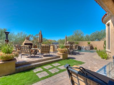 Photo for Large Grayhawk Family Friendly Home Perfect for Entertaining