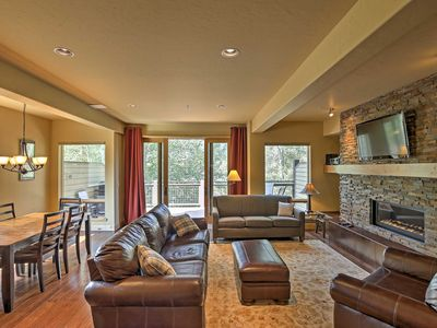 Photo for Creekside Frisco Condo on Main St w/Mtn Views!
