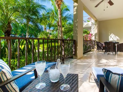 Photo for Pacifico L-303, beautiful groundfloor unit in Playa del Coco