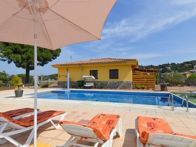 Photo for Club Villamar - Lovely villa for 7 persons with big swimming pool and garden.