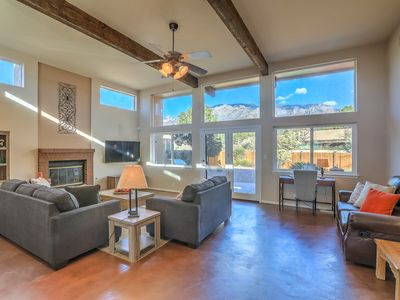 Photo for Private Retreat at the Base of the Sandia Mountains