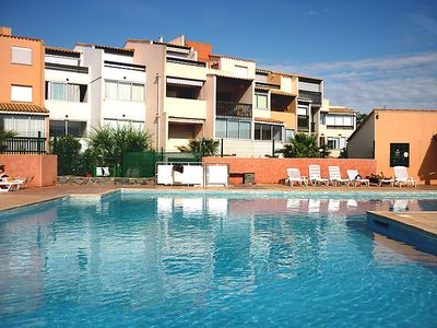 Photo for Apartment Les Ambassades du Soleil  in Cap d'Agde, Hérault - Aude - 4 persons, 1 bedroom