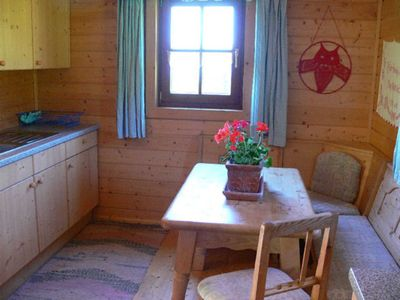 Photo for 1BR Cabin Vacation Rental in Oberweng