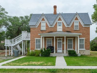 Photo for Charming brick home in the heart of the historic town of Panguitch! Relax in the tub after a day of