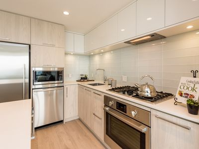 Photo for Modern North Vancouver Condo W/ View and Parking