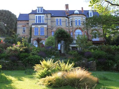 Photo for LUXURY 2 BEDROOM PENTHOUSE ON THE BEAUTIFUL NORTH DEVON COAST WITH SEA VIEWS